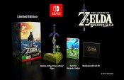 The Legend of Zelda Breath of the Wild Limited Edition [Nintendo Switch]
