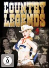 Country Legends [4 DVDs]