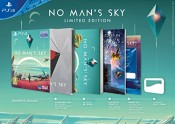 No Mans Sky- Limited Edition