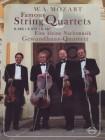 Mozart, Wolfgang Amadeus - Streichquartette Nr. 14, 19 & 21 (NTSC)