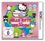 Hello Kitty und Freunde - Rund um die Welt - [Nintendo 3DS]