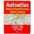 Autoatlas Deutschland/Europa 2011/2012