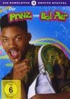 Der Prinz von Bel-Air - Die komplette zweite Staffel [4 DVDs]