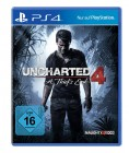 Uncharted 4 A Thiefs End [PlayStation 4]