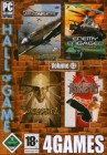 4Games Vol. 12 (Air Conflicts / Enemy Engaged: Comanche vs. Hokum / Daemonica / Ragdoll Kung Fu)