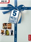 5 Mega Games (Getting Up / Fahrenheit / Desperados / Tycoon City New York / Demon Stone)