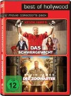 Best of Hollywood - 2 Movie Collectors Pack Das Schwergewicht / Der Zoowärter [2 DVDs]