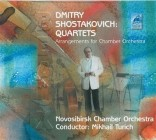 Quartets for Chamber Orchester