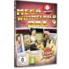 Mega Wimmelbildbox 2 mit 6 Spielen