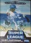 Super League Sega Mega Drive