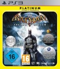 Batman Arkham Asylum - Platinum (PS3) Z1 gebr.
