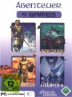 4Games Abenteuer - Odyssee / Nautilus / Time Machine / Atlantis 3
