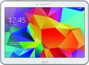 Samsung Galaxy Tab 4  T535 25,6 cm (10,1 Zoll) Tablet-PC (16GB interner Speicher, WiFi und LTE) weiß