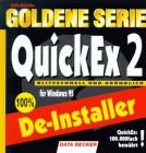 QuickEx 2 De-Installer für Windows 95