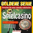 3D Spielcasino. CD-ROM mit Handbuch