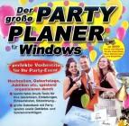 Der große Party- Planer. CD- ROM für Windows 95/98/2000