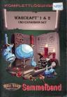 Warcraft 1 + 2 und Expansion Set Lösungsbuch