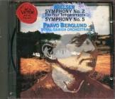 Nielsen Symphony No.2 The Four Temperaments Royal Danish Orchestra dir. Paavo Berglund