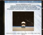 J.-S. Bach, Chromatische Fantasie und Fuge/Goldberg Variationen
