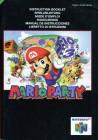 """Nintendo 64 Spielanleitung """"Mario Party"""""""