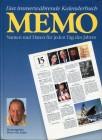 *Memo - Das Immerwährende Kalenderbuch - Namen Und Daten Für Jeden Tag Des Jahres.