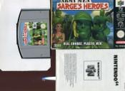 Army Men Sarges Heroes