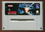 Flashback - Super Nintendo - PAL