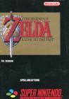 "Super Nintendo Spieleanleitung ""The Legend of Zelda A Link To The Past"""