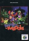"N64 Spielanleitung ""Banjo Kazooie"""