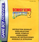 Game Boy spielanleitung Donkey Kong Country 2