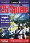 25 Spiele Action & Abenteuer