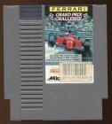 Ferrari Grand Prix Challenge (Nintendo NES) lose