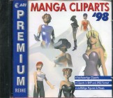 ARI Manga Cliparts. CD- ROM
