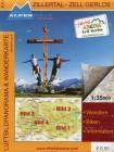 Wanderpark  Zillertal - Zell Gerlos 1:35000