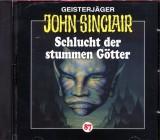 John Sinclair-Folge 87 Schlucht der stummen Götter