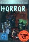 DVD BEST OF HORROR - BLACK CAT / RAPTURI