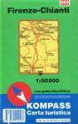 Kompass Karten, Firenze, Chianti
