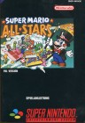 "Super Nintendo Spielanleitung ""Super Mario All Stars """