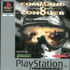 Conquer Der Tiberiumkonflikt - Platinum PS1 *