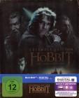 Blu Ray Steelbook Der Hobbit Eine unerwartete Reise - Extended Edition