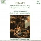 Mozart Symphony No.36 Linz & Symphonies nos.33 & 37