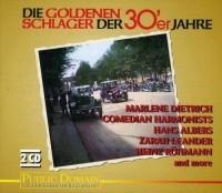 Die Goldenen Schlager d. 30erja