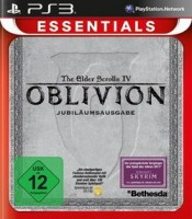 The Elder Scrolls IV Oblivion Jubiläumsausgabe [Essentials] - [PlayStation 3]