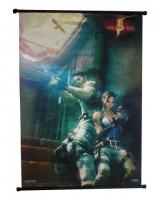 Neca - Resident Evil 5 Wall Scroll Up Against The Wall