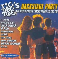 Tic Tac Toe Backstage Party