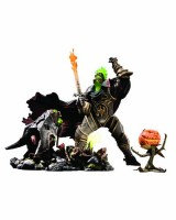 Action Figur WoW Premium Serie IV The Headless Horseman