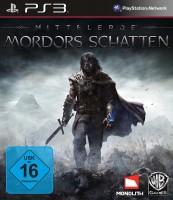 Mittelerde Mordors Schatten - [PlayStation 3]