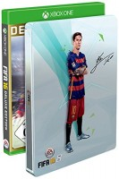 FIFA 16 - Deluxe Edition inkl. Steelbook [Xbox One] Neuware