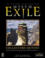 Myst III Exile - Collectors Edition