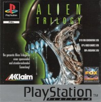 Alien Trilogy [Platinum]